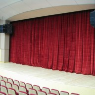 Scenos uždanga: Radviliškio kultūros centras