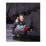 Kino teatro kėdės vaikams