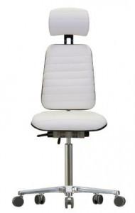 Darbo kėdė: WS 1320 KL XL WAVE WHITE