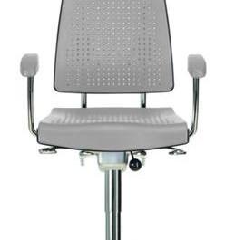 Darbo kėdė: WS 9220 Klimastar light grey