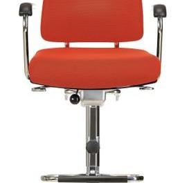 Darbo kėdė: WS 9311 3D Klimastar red
